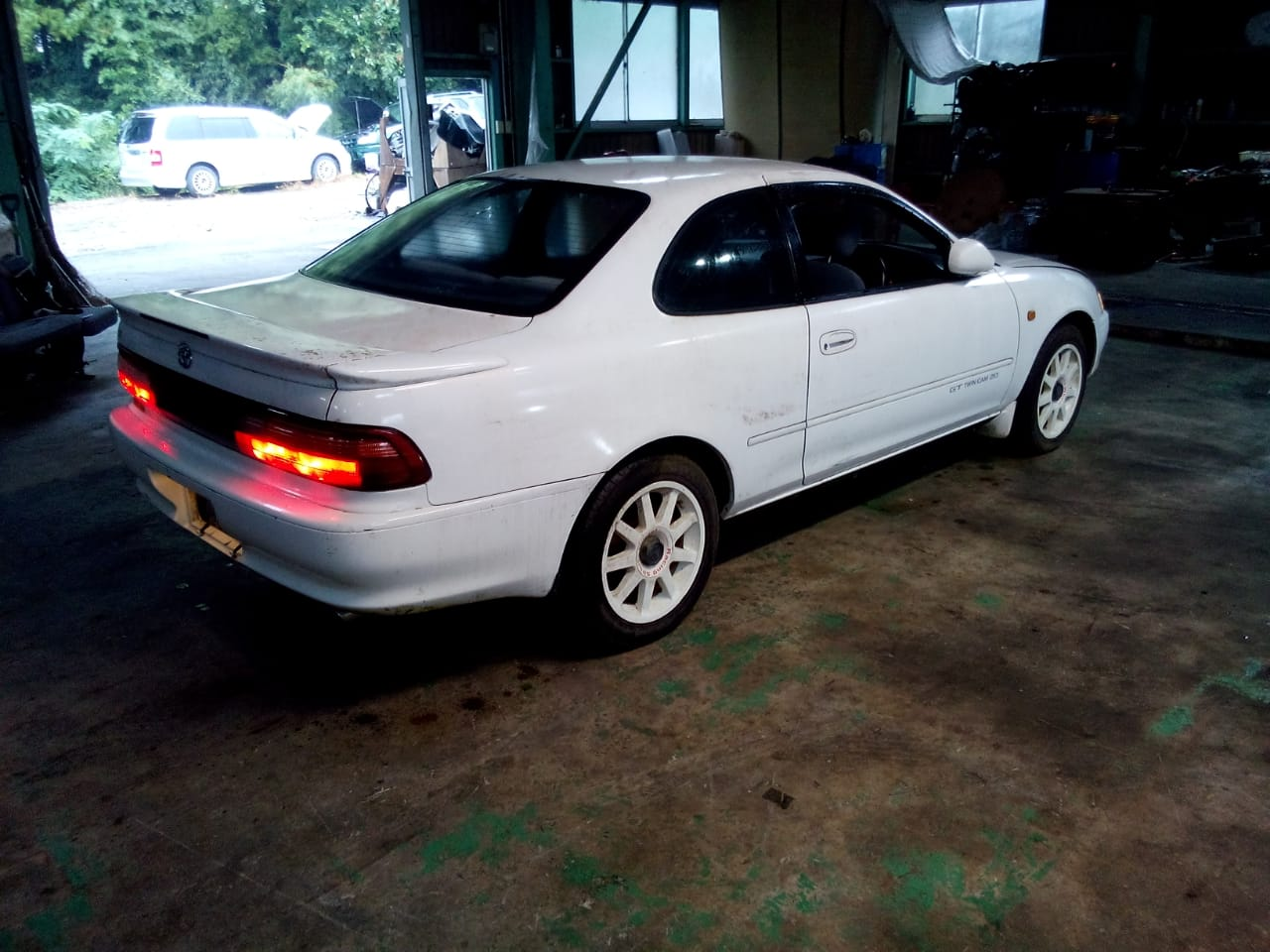 TOYOTA LEVIN AE101